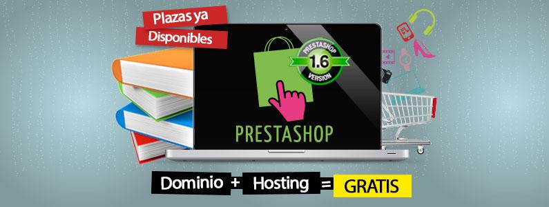 Curso Tienda online Prestashop presencial en Sevilla
